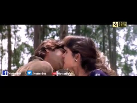 Anjala Zaveri hot kissing  with ajay devgan Bollywood