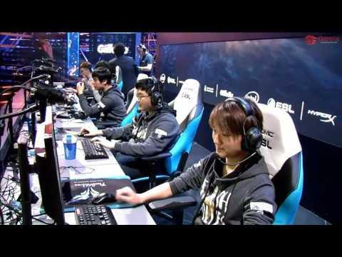 《LOL》IEM Season 11 卡托維茲決賽 D4 G2 vs FW game1