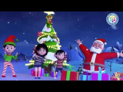 Happy Merry Christmas By Indo American Montessori Pre School - A Play School