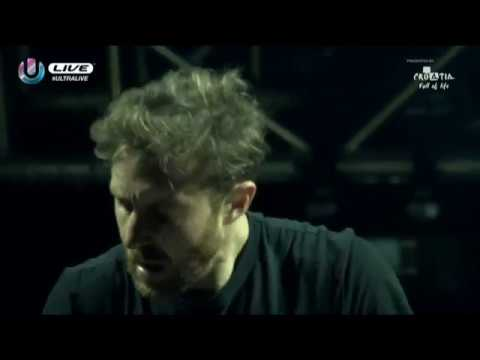 David Guetta-Split U vs Lose Yourself [Mashup]| ULTRA EUROPE 2018