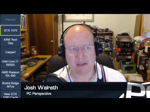 PC Perspective Podcast 402 - 06/03/2016
