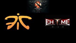Fnatic vs EHOME The Chongqing Major Highlights Dota 2