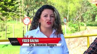 Jaque, invitada Yised Baena Exconcejal y actual Secretaria de Educación de Rionegro