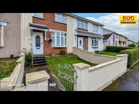 331 Carnhill, Derry, BT48 8BP