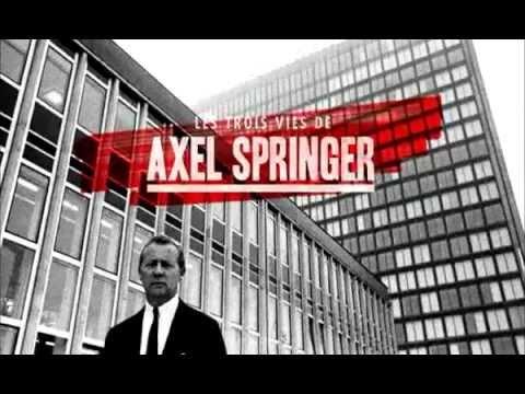 Drei Leben: Axel Springer Doku Trailer Sneak Vorschau Intro 2012