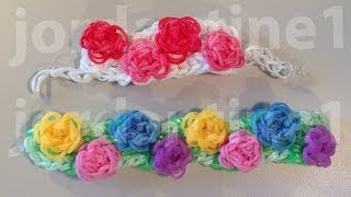 Bracelet - Advanced - Rainbow Loom, Wonder Loom, Crazy Loom, Bandaloom