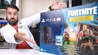 Frechheit oder sogar Betrug?? Die Fortnite PS4 im Bundle und der exklusive Royale Bomber!