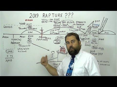2019 Rapture???