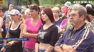В Днепропетровской области остались без воды тысячи офицерских семей