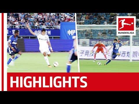 FC Schalke 04 vs. Inter Milan - Highlights - International Stars in China