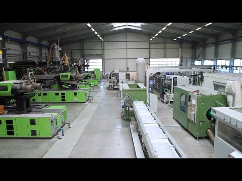 OSTENDORF - производство труб и фасонных частей канализации