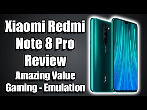 Xiaomi Redmi Note 8 Pro Review - Amazing $200 Android Handset!