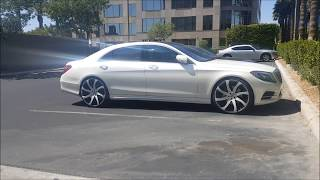 2017 Mercedes 550 SL in Las Vegas