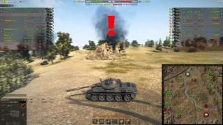 World of Tanks T-62A -