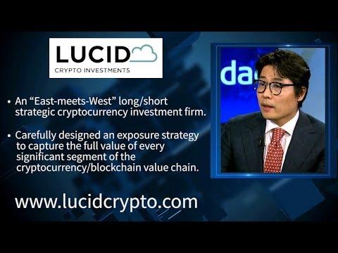 "Lucid Crypto Investments | ""East-meets-West"" Long/Short Strategies | Managing Partner Sammy Ahn"