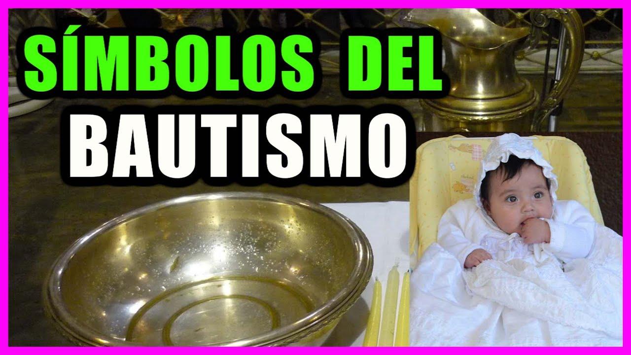 SACRAMENTO DEL BAUTISMO: SIGNIFICADO Y SÍMBOLOS | Fe y Salvación ...