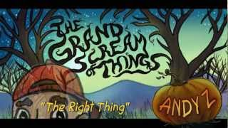 The Grand Scream Of Things- Preview