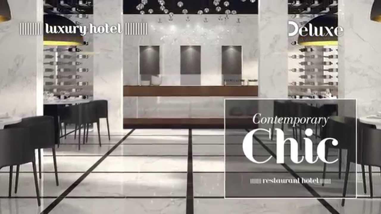 Deluxe - Lancio collezione per Ceramiche Marca Corona - YouTube