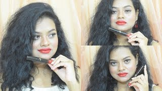 ORIFLAME GIORDANI GOLD ICONIC LIP ELIXIR SPF 15 REVIEW N SWATCHES