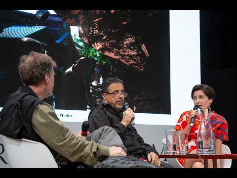 """Gueorgui Pinkhassov, Alex Webb, Mark Power. Discussion """"Catch City Vibes"""""""