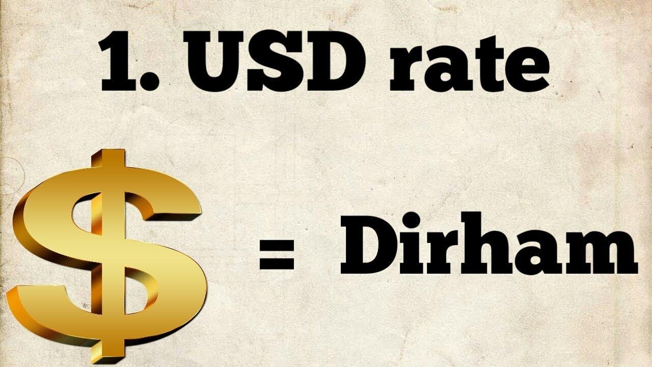 Morocco Dirham To Usd Exchange Rate