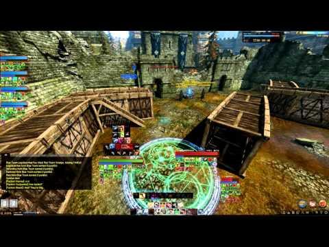Archeage PvP   Blade Dancer   Rise   5v5   Salphira