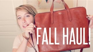 WHOA IT'S A FALL HAUL Thumbnail