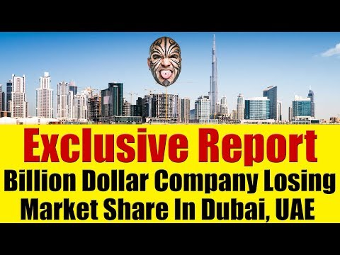 Billion Dollar Company In Dubai, UAE Facing Losses? EXCLUSIVE REPORT