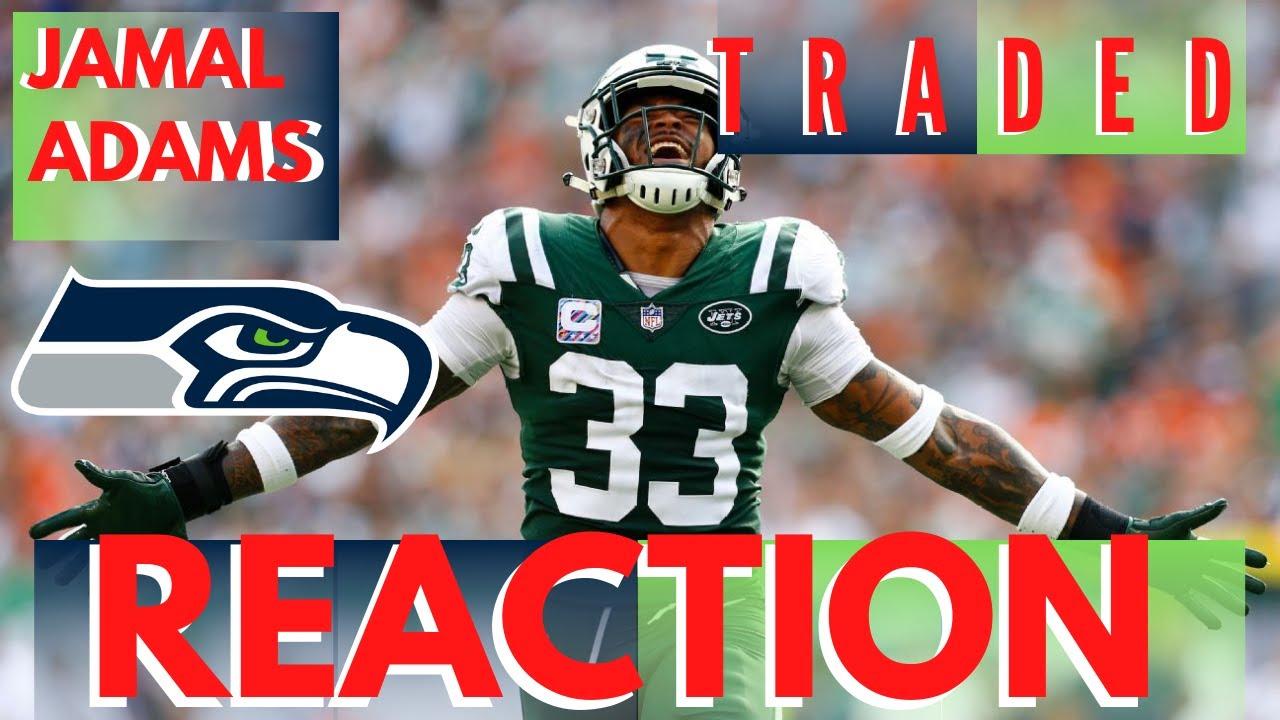 Jamal Adams, players react to star DB's trade to Seahawks
