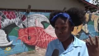 Het 10 Minuten Jeugd Journaal - 9 december 2016 (Suriname / South-America)