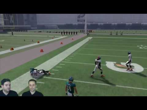Madden17 Tips   How To Beat Cover 3 & Bluff Slant 2 (defensive Blitzes!)   Madden 17 Gameplay