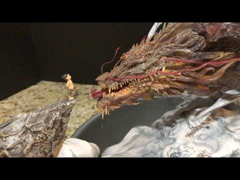 a957cc57bac Spectacular Statue Fearless Journey by Infinity Studios China! - YouTube