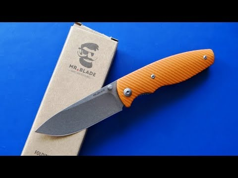 Народный резачок: Mr. Blade Zipper Orange