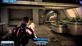 Mass Effect 3 Demo Gameplay (PC HD)