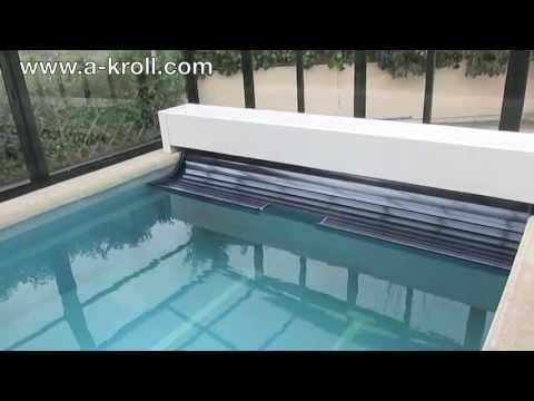 Cubierta de piscina en Policarbonato Solar Madrid