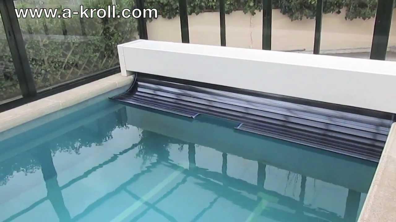 Cubierta de piscina en policarbonato solar madrid youtube for Cubiertas para piscinas madrid