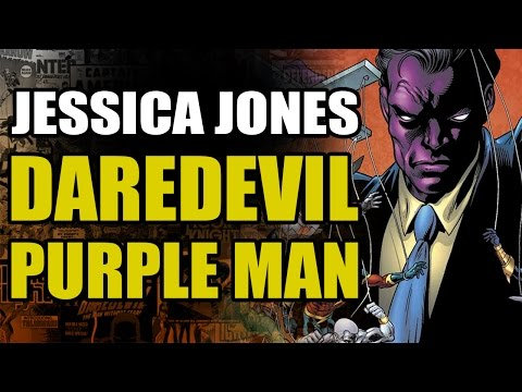 Jessica Jones: Who is the Purple Man?