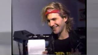 Men Without Hats - Some interviews in French with Ivan Doroschuk lead singer