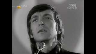 Henri Dès - Maria Consuelo (TVP Sopot 1969)
