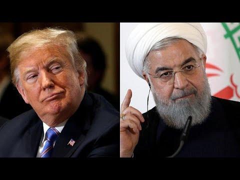 ترامب يحذر إيران من تهديد بلاده وبومبيو يشبه قادة طهران بالمافيا…  - نشر قبل 14 دقيقة