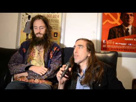 Crystal Fighters interview @ In The City