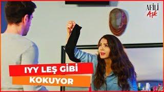 Ayşe ve Kerem'in Romantik Gecesine ÇORAP Engeli - Afili Aşk 25. Bölüm (İLK SAHNE)