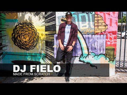 DJ Fielo | MADE FROM SCRATCH