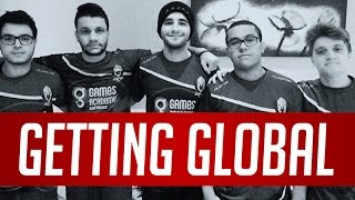 ESL One Katowice | Getting Global | EP03