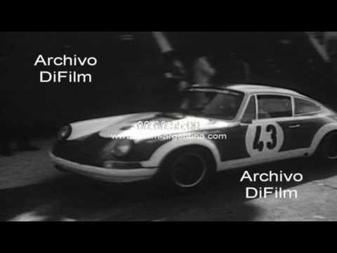Pruebas de neumaticos Grand Prix de las 24 horas de Le Mans 1972