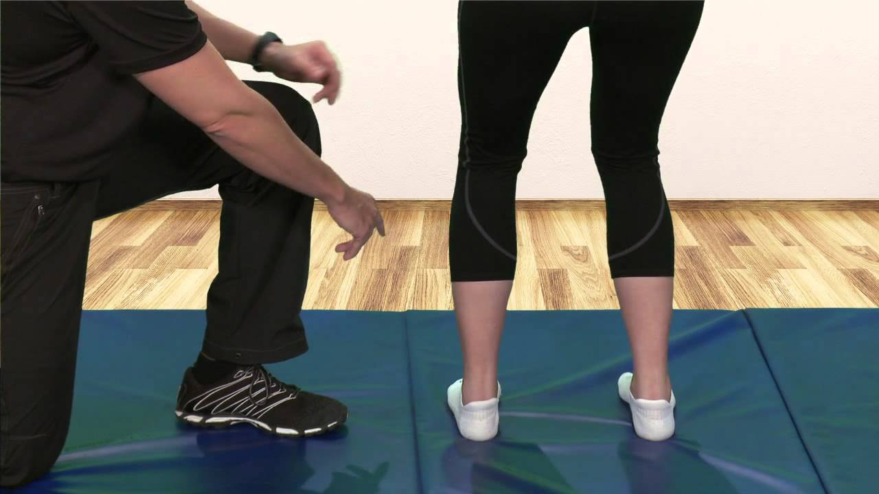 Overactive And Underactive Muscles Feet Turn Out Youtube