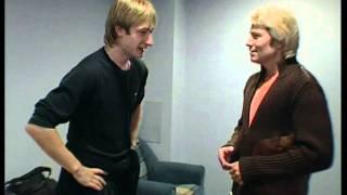 Николай Басков учит петь Евгения Плющенко )!!! 2005 г