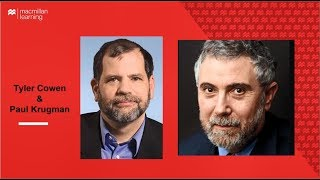 An Interview with Tyler Cowen and Paul Krugman