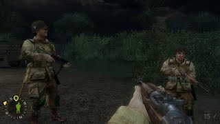 Brothers In Arms Earned in Blood PC Gameplay HD