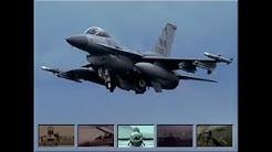 Falcon 4 Allied Force running on Win 10 64-bit @60FPS